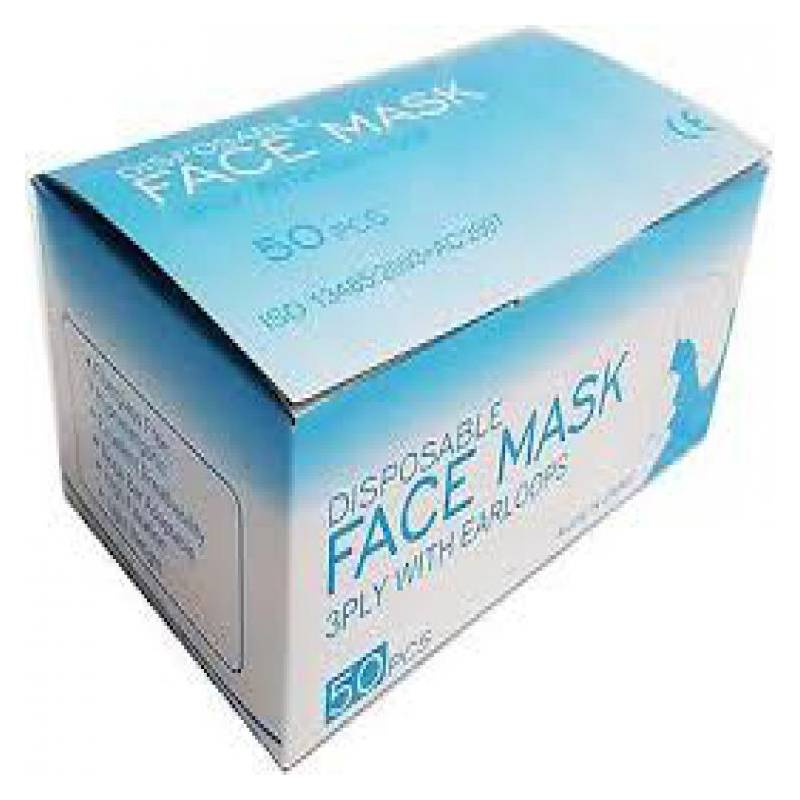 – Face 50pcs Pest And Mask Clean